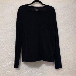 Madewell Black Long Sleeve